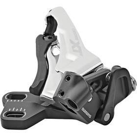 Shimano Deore XT FD-M8100 Desviador 2x12 Side Swing Bajo Montaje Directo Front-Pull, black